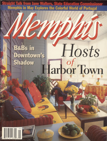 May 1998, Memphis magazine