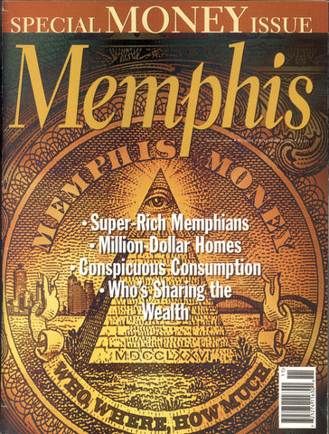 November 1998, Memphis magazine