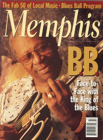 October 1998, Memphis magazine