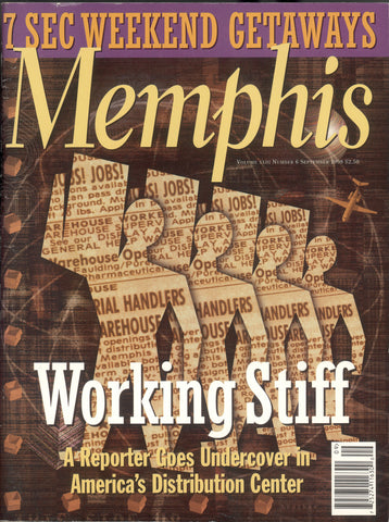 September 1998, Memphis magazine