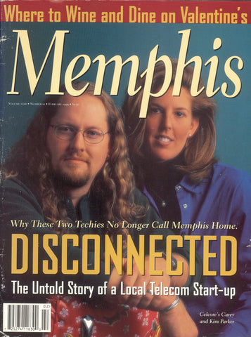 February 1999, Memphis magazine