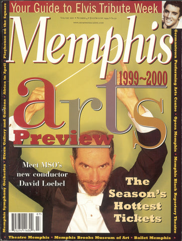 July 1999, Memphis magazine