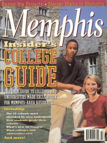 October 1999, Memphis magazine