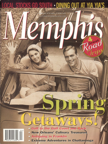 April 2000, Memphis magazine