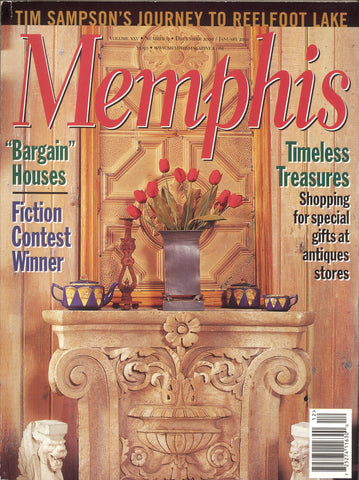 January 2001, Memphis magazine