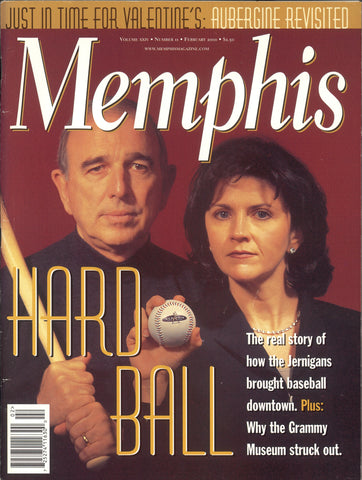 February 2000, Memphis magazine