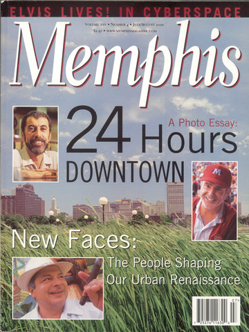 July/August 2000, Memphis magazine