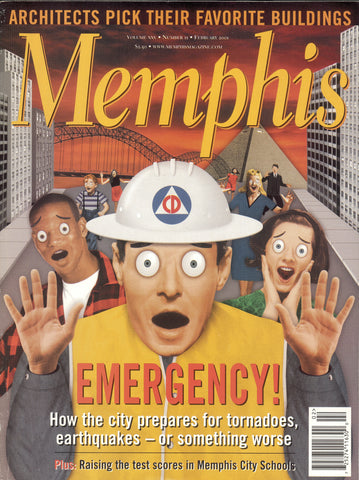 February 2001, Memphis magazine