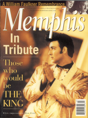 July/August 2001, Memphis magazine