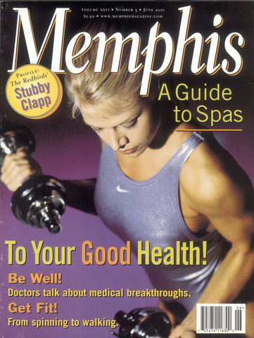 June 2001, Memphis magazine