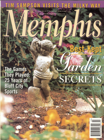 March 2001, Memphis magazine