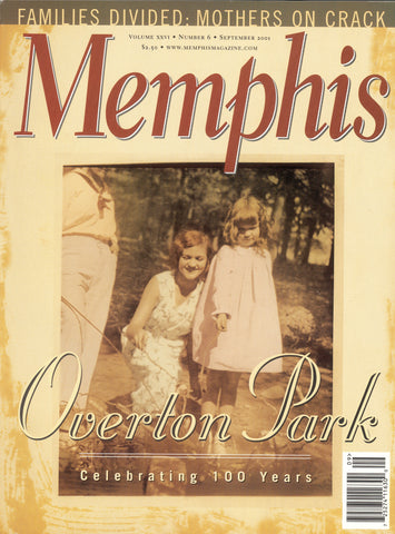 September 2001, Memphis magazine