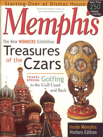 April 2002, Memphis magazine