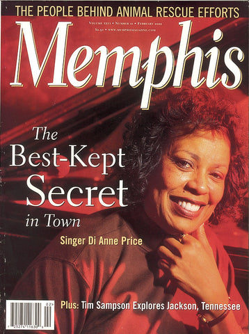 February 2002, Memphis magazine