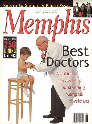 June 2002, Memphis magazine