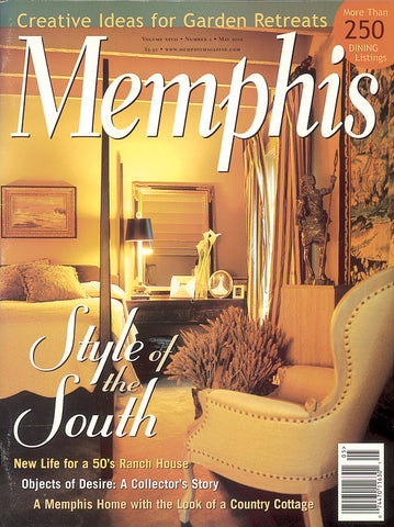 May 2002, Memphis magazine