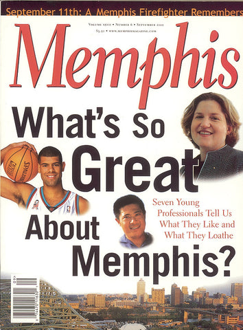 September 2002, Memphis magazine