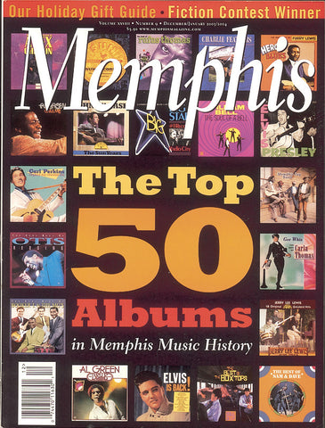 December 2003, Memphis magazine