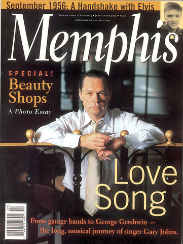 July/August 2003, Memphis magazine