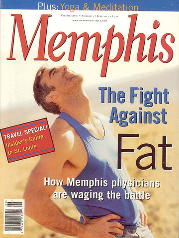 June 2003, Memphis magazine