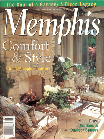 May 2003, Memphis magazine