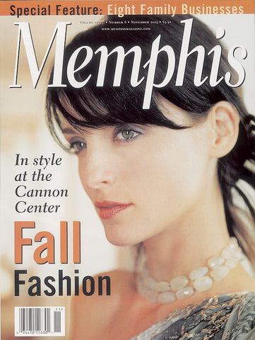November 2003, Memphis magazine