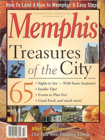 October 2003, Memphis magazine