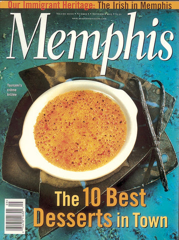 September 2003, Memphis magazine
