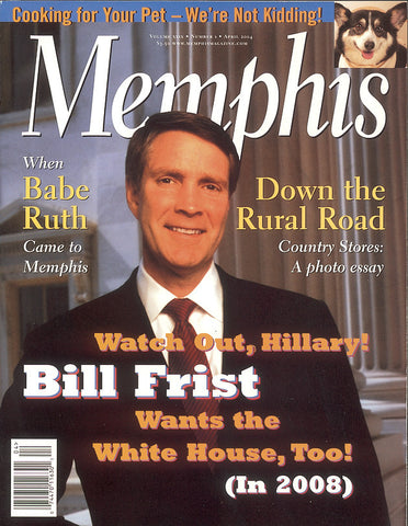 April 2004, Memphis magazine