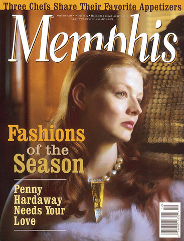 December 2004, Memphis magazine