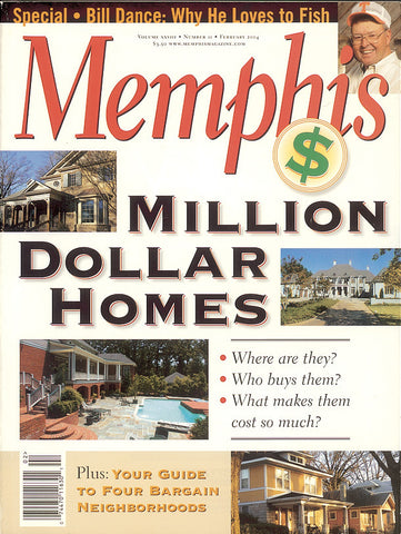 February 2004, Memphis magazine