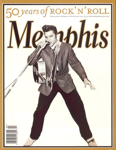 July/August 2004, Memphis magazine