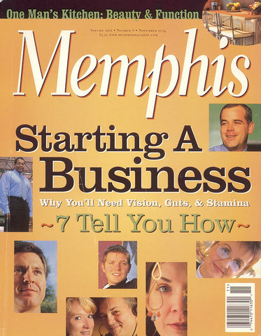 November 2004, Memphis magazine