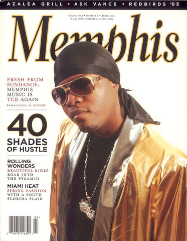 April 2005, Memphis magazine