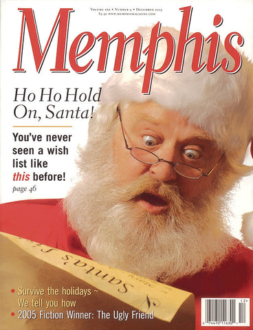 December 2005, Memphis magazine