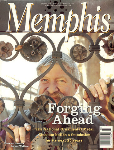 February 2005, Memphis magazine