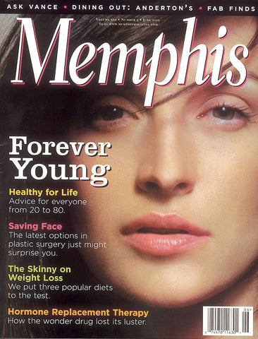 June 2005, Memphis magazine