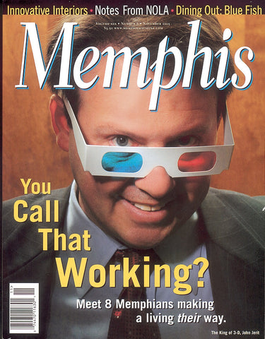 November 2005, Memphis magazine
