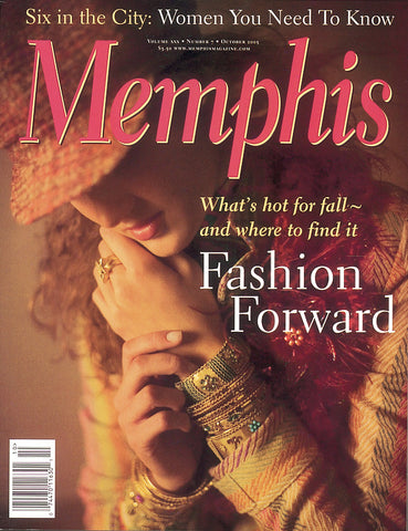 October 2005, Memphis magazine