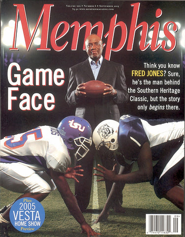 September 2005, Memphis magazine