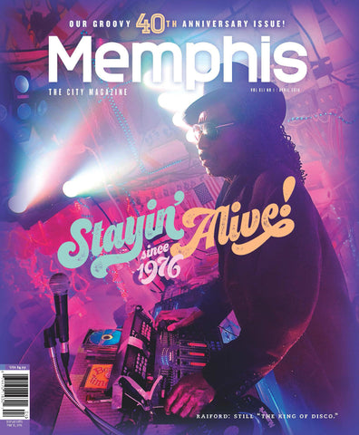 April 2016, Memphis Magazine