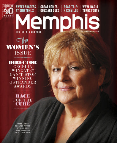October 2016, Memphis Magazine