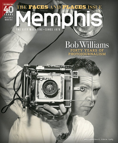 March 2016, Memphis Magazine