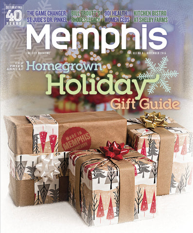 November 2016, Memphis magazine