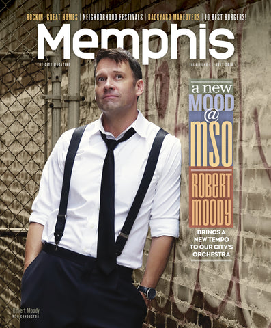 July 2018, Memphis magazine