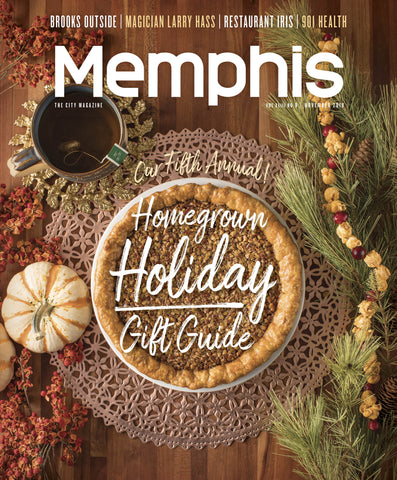 November 2018, Memphis magazine