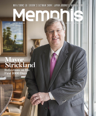 September 2018, Memphis magazine