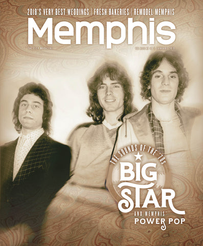 January 2019, Memphis magazine