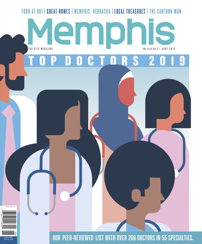 June 2019 - Memphis magazine