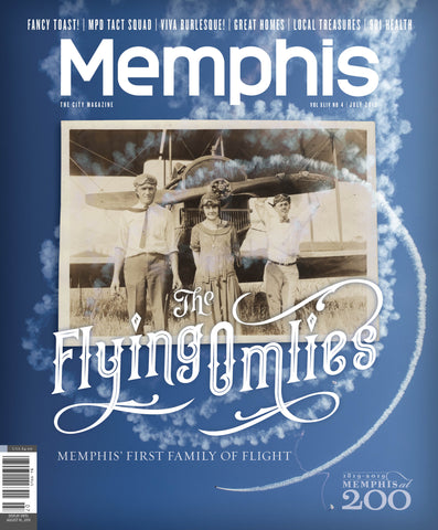 2019 July Memphis magazine